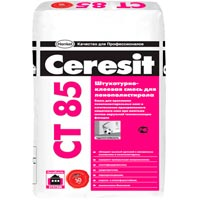 Клей для пенопласта Ceresit CT 85 Pro 27 кг