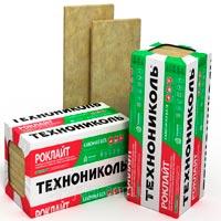Купить Базальтовый утеплитель Роклайт Технониколь 30 кг/м3 Днепр