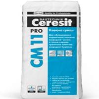 Купить Клей для плитки CERESIT CERAMIK CM11 pro 27кг
