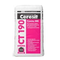 Клей для теплоизоляции Ceresit СТ 190 25кг