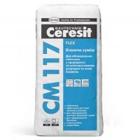 Купить Клеящая смесь для плитки CERESIT CM117 25кг Маркет Пласт