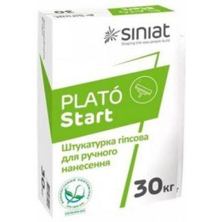 Купить Штукатурка гипсовая PLATO (SINIAT) Старт 30кг