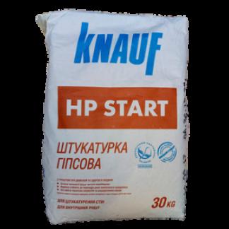 Купить Штукатурка гипсовая для стен KNAUF HP Старт 30кг