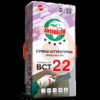 Купить Смесь штукатурная финишная ANSERGLOB BCT 22 25кг