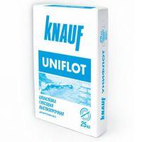 Купить Гипсовая шпаклевка Knauf Uniflott 25 кг