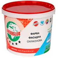 Купить Краска фасадная силиконовая Anserglob 15 кг