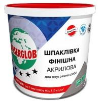 Купить Шпаклевка Anserglob акриловая 17 кг