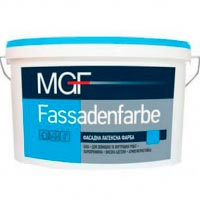 купить Краска фасадная MGF Fassadenfarbe 14 кг