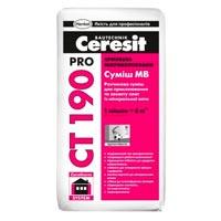 Купить Ceresit CT 190 pro 27 кг