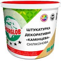 Купить Декоративная силиконовая штукатурка ANSERGLOB «камешковая» 25 кг