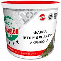 Купить Краска интерьерная акриловая ANSERGLOB ЭКО+ 14 кг