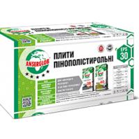 Купить Пенопласт ANSERGLOB EPS-30 9 кг