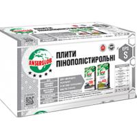 Купить Пенопласт ANSERGLOB EPS S 7,5 кг